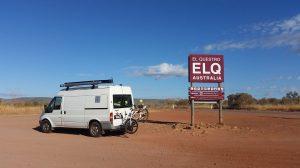 Road to El Questro
