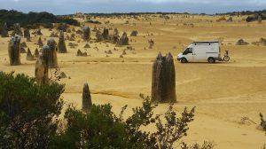 The Pinnacles Desert
